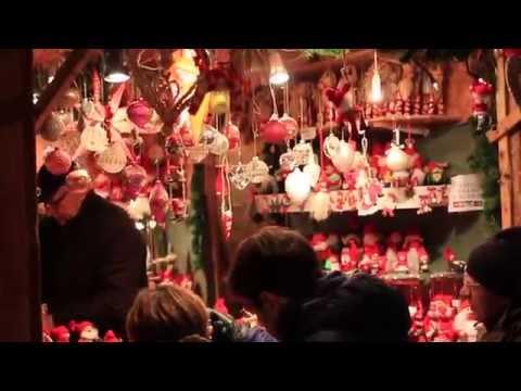 Stockholm Sweden Christmas Market 2014
