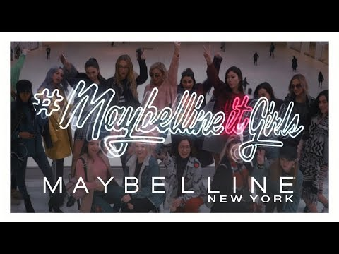Le voyage d'EnjoyPhoenix à New-York City avec les Maybelline IT Girls !