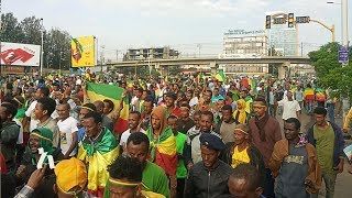Image result for ginbot 7 addis ababa
