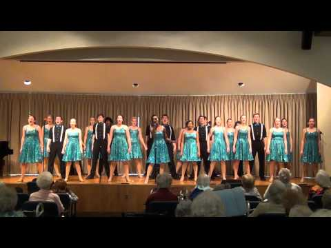 Dunwoody 2012  Song #8 Steal Your Rock 'n' Roll - Upper Darby Shooting Stars