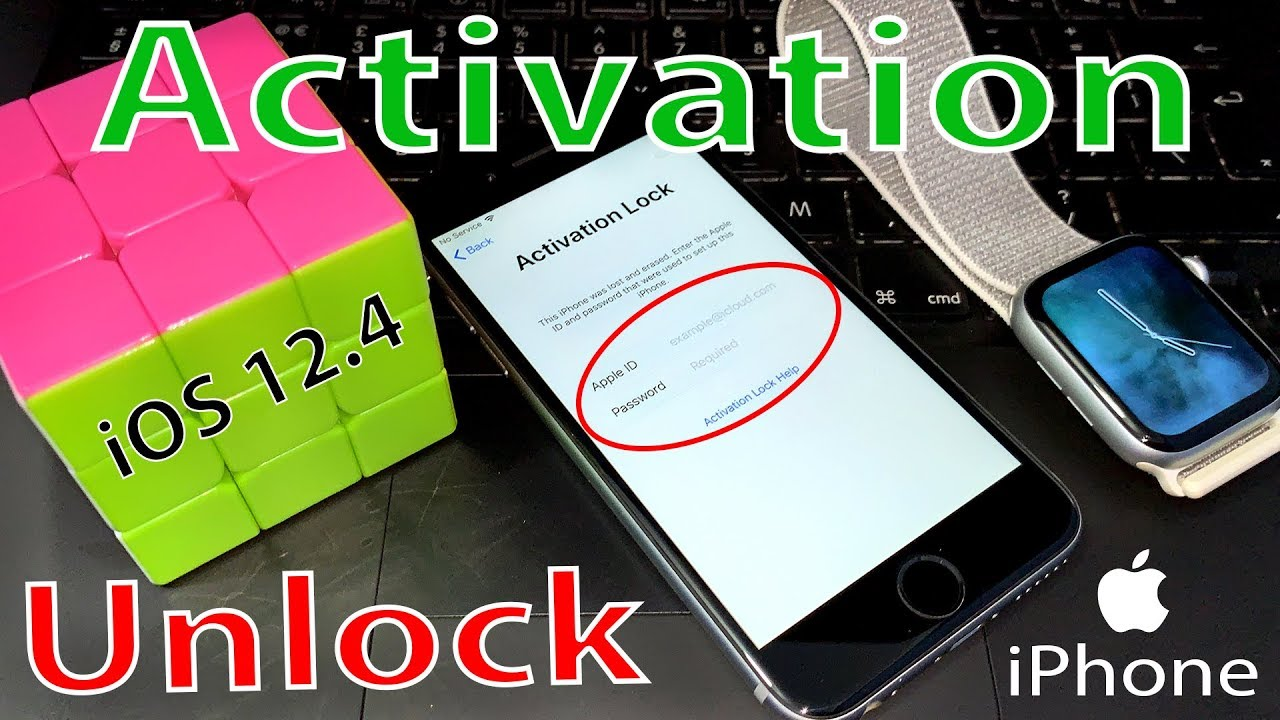How To Unlock Apple Id Activation