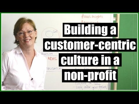 #NDIS Insights Ep.1 Building a customer-centric culture in a