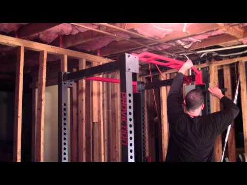 Cheapest Power Rack You Can Buy New | Unboxing And Assembly