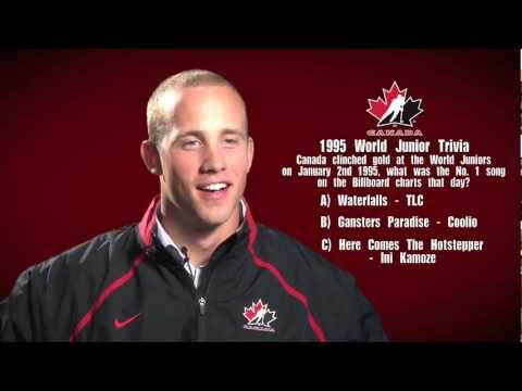 NJT - 1995 World Junior Trivia - Question #6