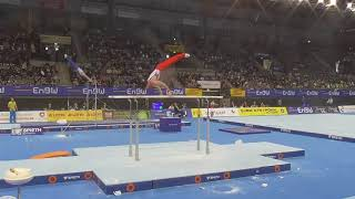 Oliver Hegi   Parallel Bars   Mens Competition   a1