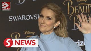 Celine Dion is not ready for love again