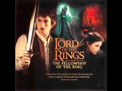 The Fellowship Of The Ring Soundtrack Youtube