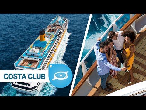 Costa Club: Diese Vorteile Bietet Das Bonusprogramm