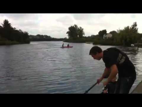 Kayaking in enniskillen