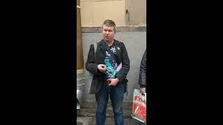 Динар Идрисов рассказывает о текущем положении дел по судам над задержанными
