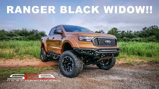 FORD RANGER BLACK WIDOW | SCA PERFORMANCE