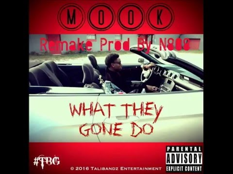 What They Gone Do (Official Instrumental Remake Prod. By N808) Mook & Speaker Knockerz