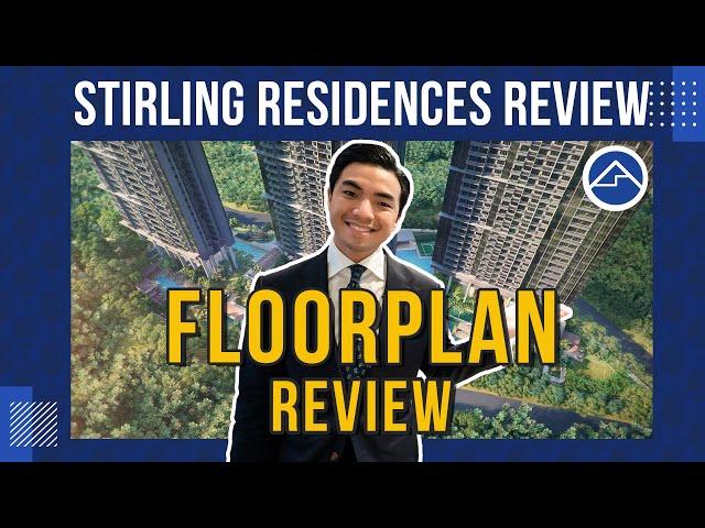 Stirling Residences Floor plan unit review! | BK Buster Ep3-part-2