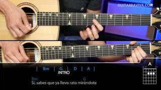 Despacito Acordes para guitarra Cover de Luis Fonsi