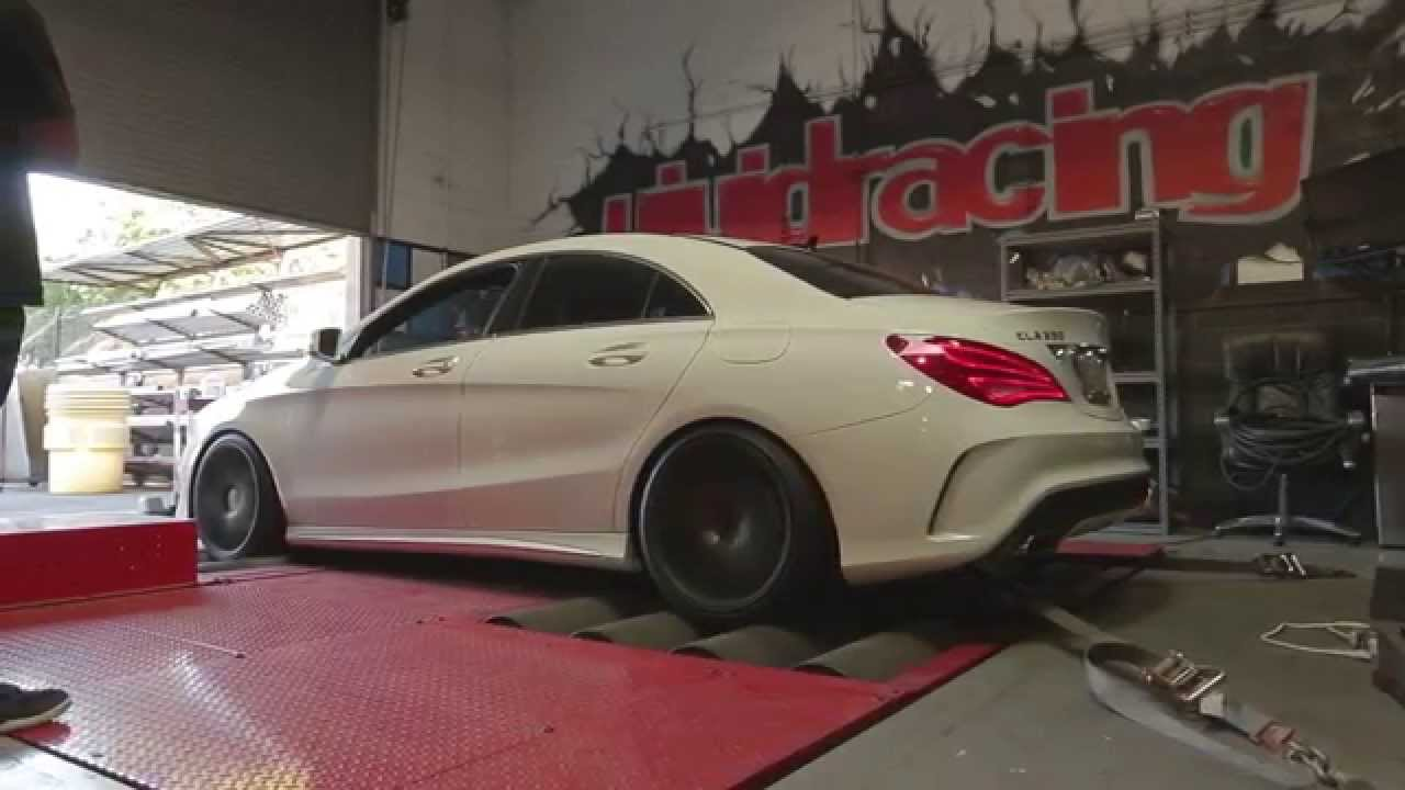 mercedes cla dyno tuned with vrtuned tuning box youtube. Black Bedroom Furniture Sets. Home Design Ideas