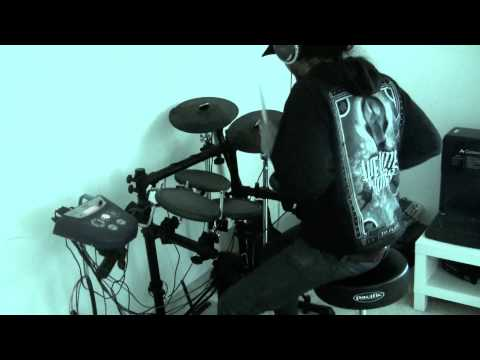 Fact-Reborn Drum Cover By MadeMaster