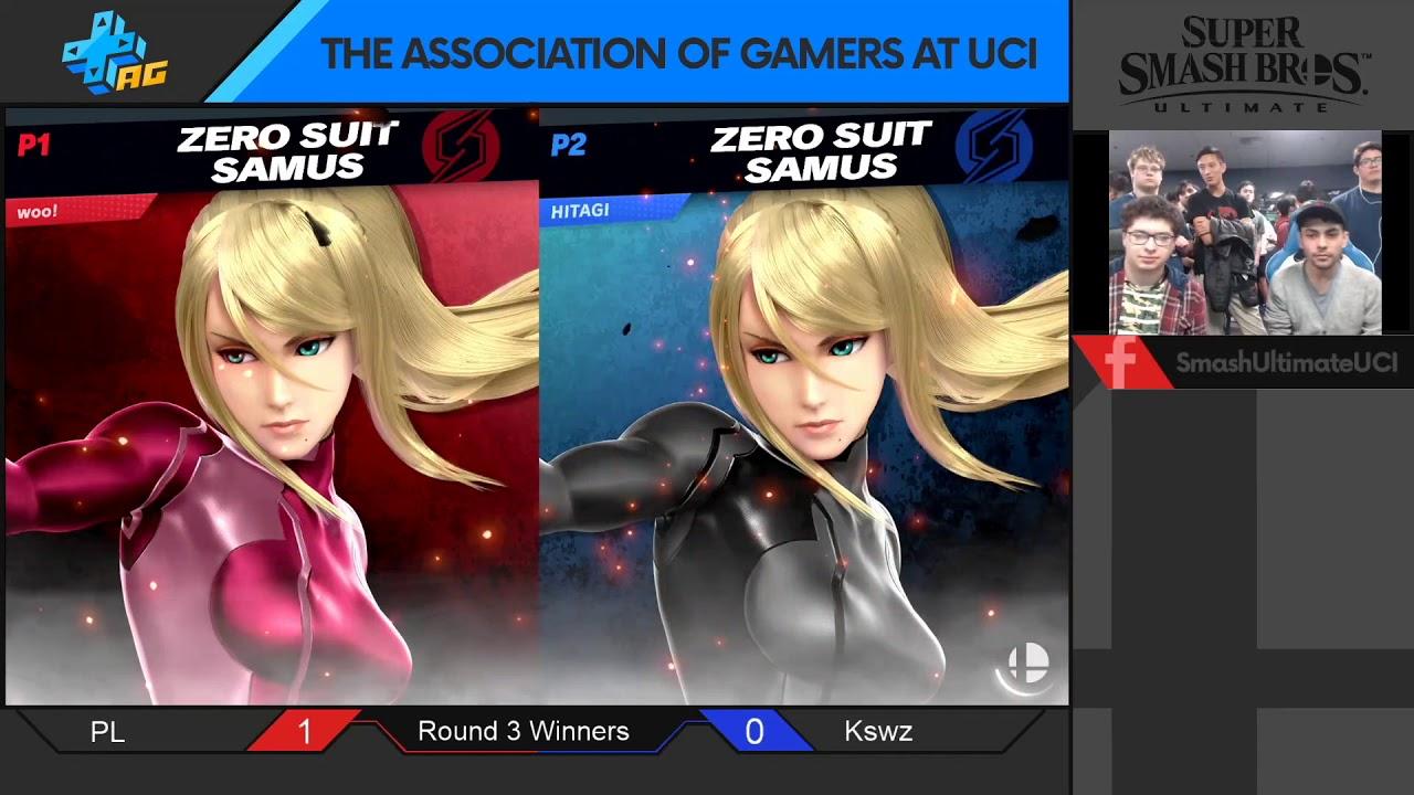 Download Smash Ultimate @ UCI #22 - PL (ZSS) vs DCG WC | Kswz (Joker, ZSS) [W. Round 3]
