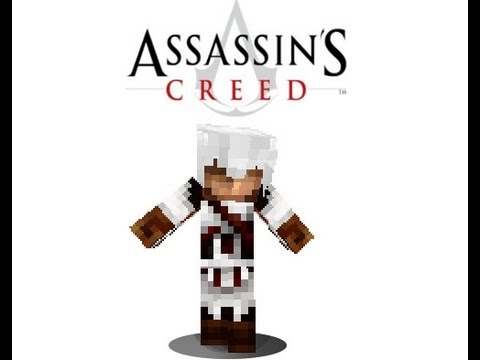 Minecraft Skins Part Assassins Creed Conner YouTube - Skin para minecraft pe de assassins creed