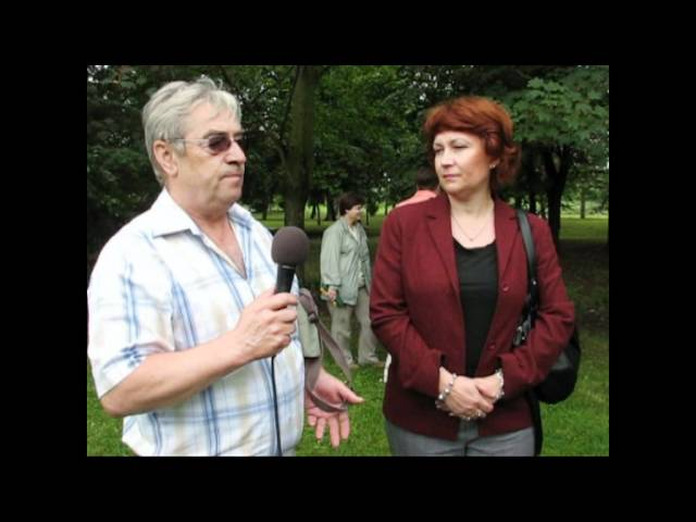 Parkovske klupe za dan zaštite životne sredine - Goranski park Be?ej 2012