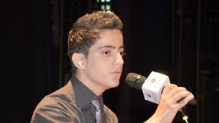 "Performing ""Maher Zain - One Big Family"" Cover #Graduation day ♥"