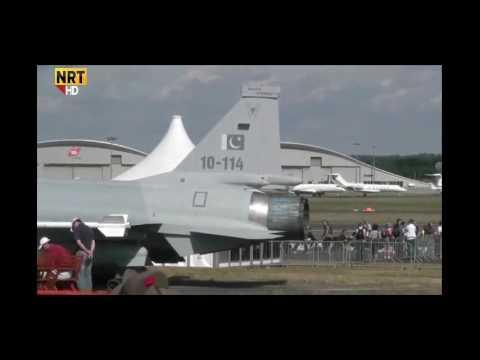 JF-17: Pesawat Canggih Buatan Pakistan