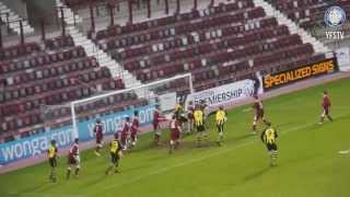 Willie Bauld Cup Final: Tynecastle FC vs Hutchison Vale U14s