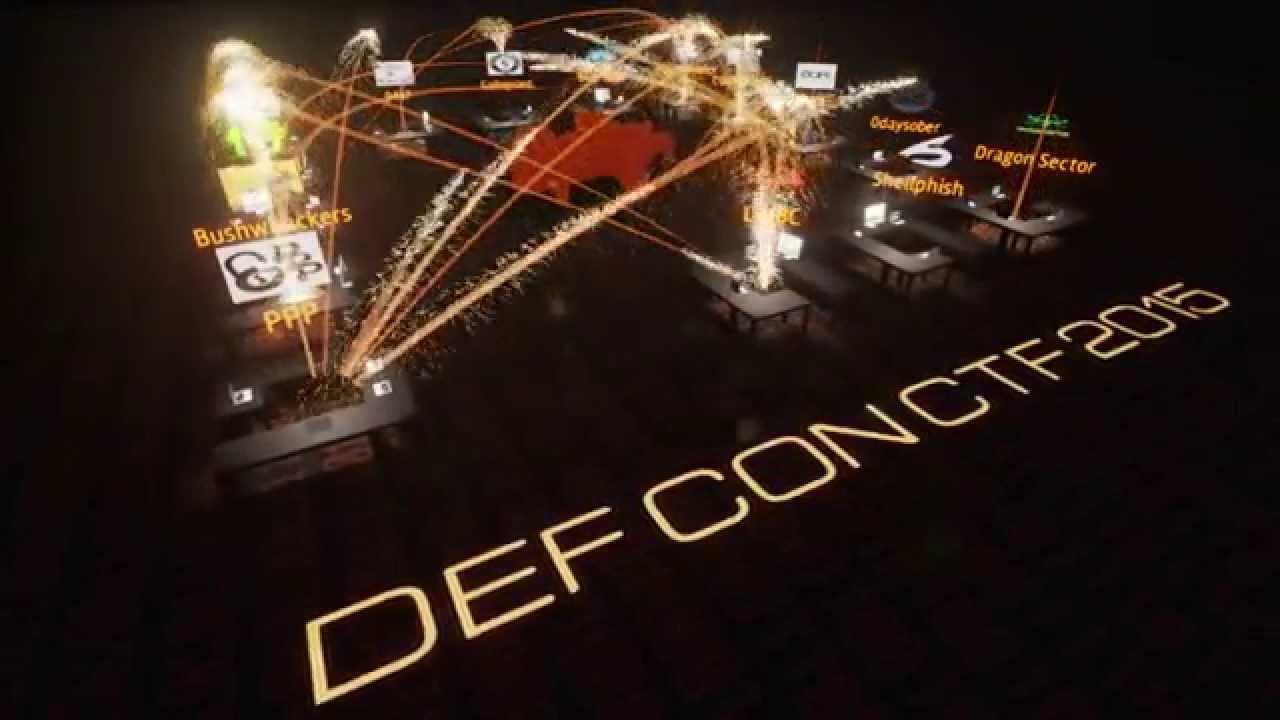The DEFCON CTF VM