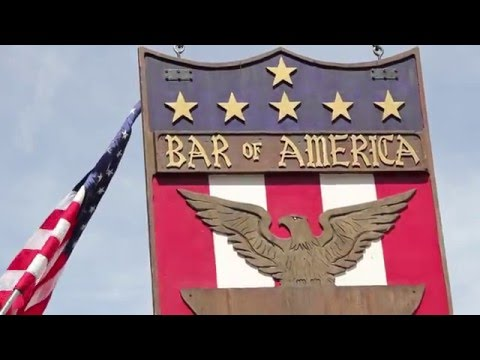 Bar of America in Historic Downtown Truckee