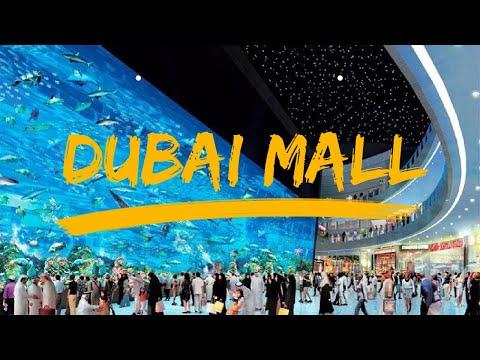 Dubai Mall World's Biggest Shopping Mall