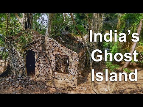 What Happened to India's GHOST ISLAND? ???? (Ross Island)