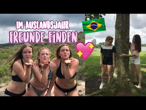 TIPPS wie DU schnell Freunde im Auslandsjahr findest🥰  Leonie4ever