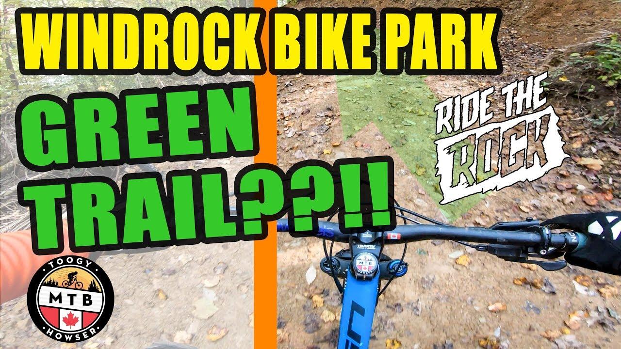 c67f449883b Windrock Bike Park Green Trail Video | Trailforks