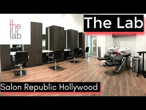The Lab: One Day Chair Rentals at Salon Republic Hollywood