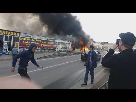 Горят магазины в Пятигорске рынок 21 век
