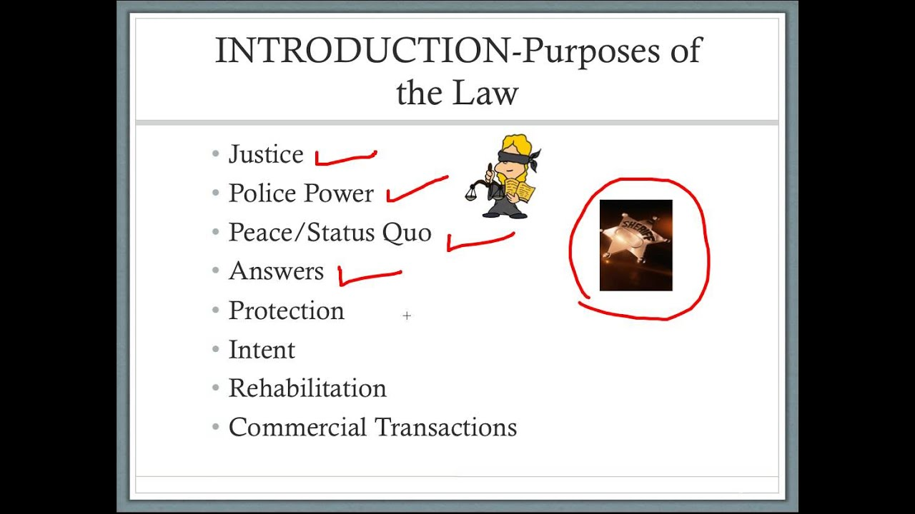 what is law pdf