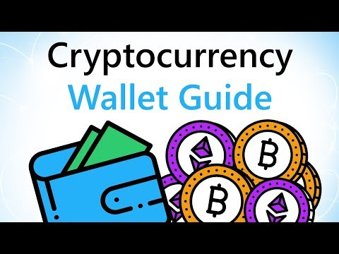 What is a Cryptocurrency Wallet? Simple To understand Video