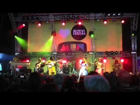 Festival Mundial Tilburg 2012 - Habib Koité - Namania