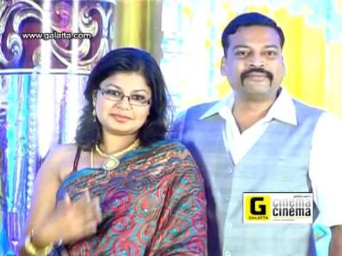 Aparna Pillai Wedding Reception