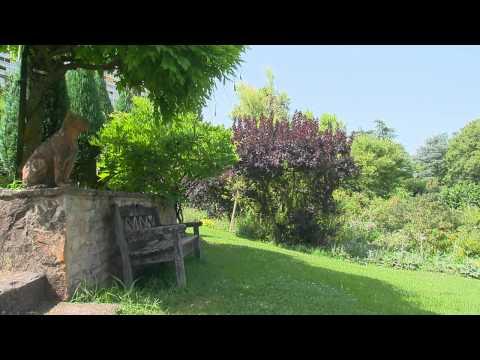 Jardin de Rhône Alpes : La Bonne Maison d'Odile Masquelier