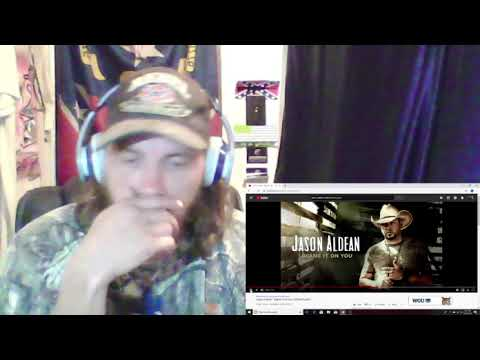 Juggalo Rambo Reacts Jason Aldean BLAME IT ON YOU *gota Love It*