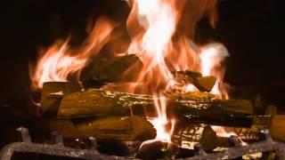 Огонь в камине догорал - Футажи. Футажи для видеомонтажа бесплатно в Full HD(1080p) качестве