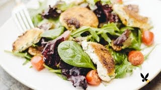 Warm Goat Cheese Salad Recipe