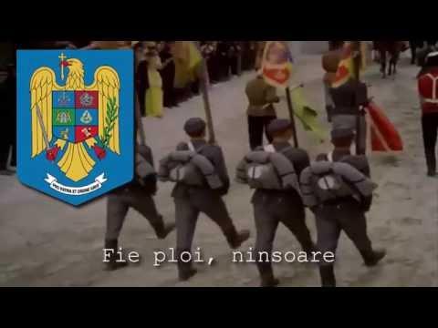 "Romanya Ordu Marşı - Romanian Army March  ""Drum bun!; toba bate!"""