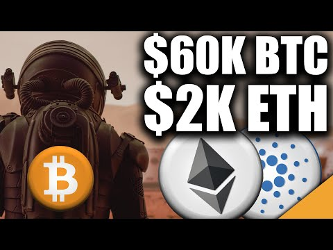 Bitcoin DESTROYS $60k, Ethereum to $2k NEXT!