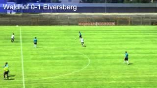 SV Waldhof Mannheim 07 vs. SV Elversberg  Testspiel 13/14