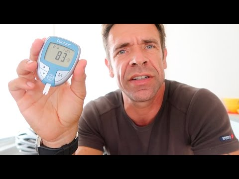 Losing Weight And Blood Sugar Level
