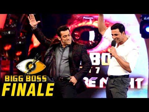 Bigg Boss 11 FINALE: Salman Khan Akshay Kumar Padman Promotion