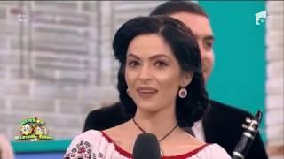 Theo Rose & Raluca Burcea ( sora ei ) - Interviu @ Neatza cu Razvan si Dani -Antena 1