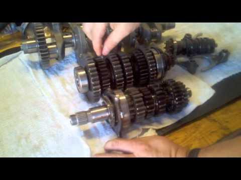 Yamaha Yzf R1 Engine Rebuild