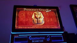 "Pharaoh""s Gold Delux 1,50 $ Big win Bonus  Part 1 # 90"
